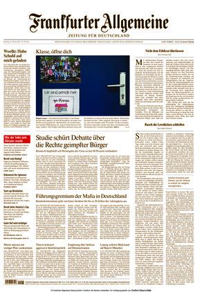 Frankfurter Allgemeine Zeitung (22.02.2021)