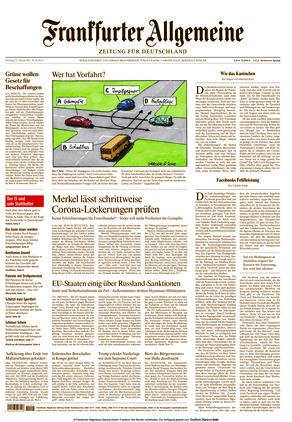 Frankfurter Allgemeine Zeitung (23.02.2021)