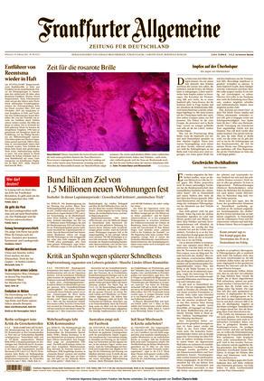 Frankfurter Allgemeine Zeitung (24.02.2021)