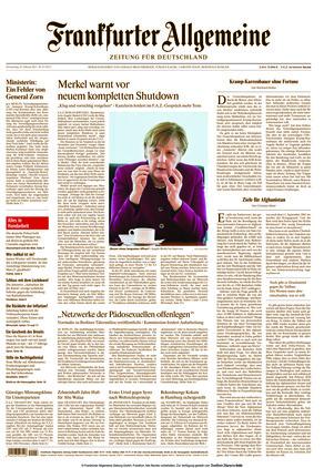 Frankfurter Allgemeine Zeitung (25.02.2021)