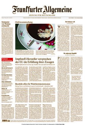 Frankfurter Allgemeine Zeitung (26.02.2021)