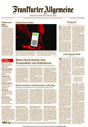 Frankfurter Allgemeine Zeitung (27.02.2021)