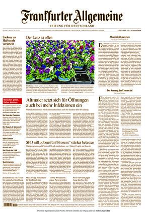 Frankfurter Allgemeine Zeitung (02.03.2021)