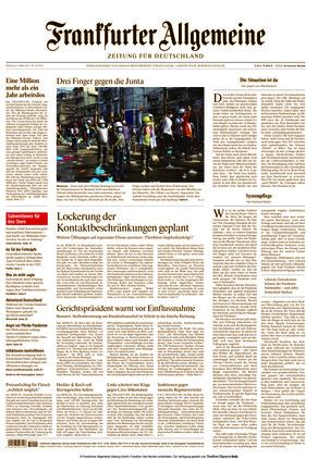 Frankfurter Allgemeine Zeitung (03.03.2021)