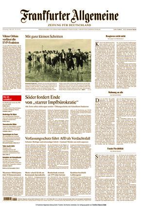 Frankfurter Allgemeine Zeitung (04.03.2021)