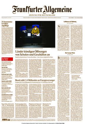 Frankfurter Allgemeine Zeitung (05.03.2021)