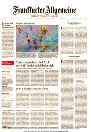 Frankfurter Allgemeine Zeitung (06.03.2021)