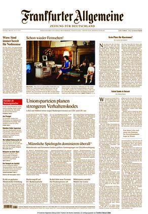 Frankfurter Allgemeine Zeitung (09.03.2021)