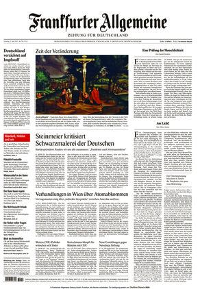 Frankfurter Allgemeine Zeitung (03.04.2021)
