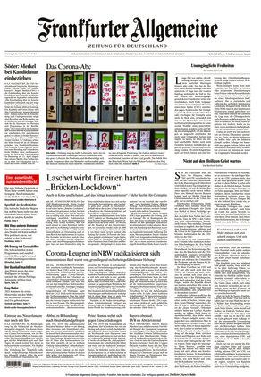 Frankfurter Allgemeine Zeitung (06.04.2021)