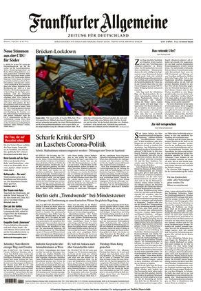 Frankfurter Allgemeine Zeitung (07.04.2021)