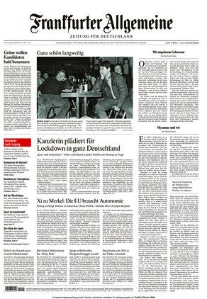 Frankfurter Allgemeine Zeitung (08.04.2021)
