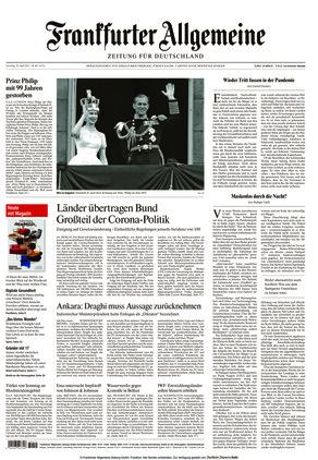 Frankfurter Allgemeine Zeitung (10.04.2021)