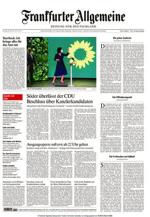 Frankfurter Allgemeine Zeitung (20.04.2021)
