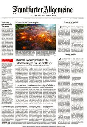 Frankfurter Allgemeine Zeitung (28.04.2021)