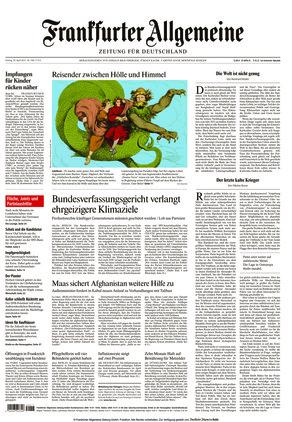 Frankfurter Allgemeine Zeitung (30.04.2021)