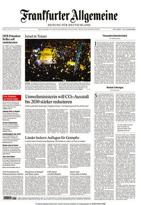 Frankfurter Allgemeine Zeitung (03.05.2021)