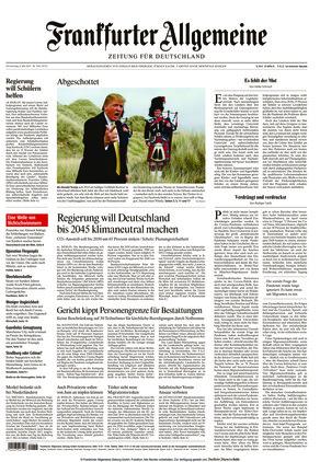 Frankfurter Allgemeine Zeitung (06.05.2021)