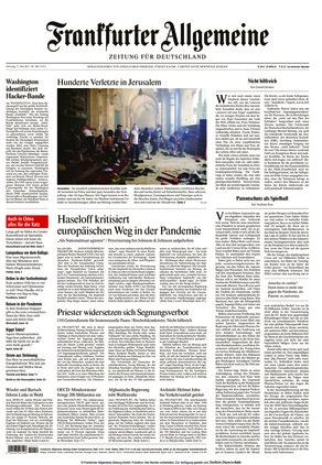 Frankfurter Allgemeine Zeitung (11.05.2021)
