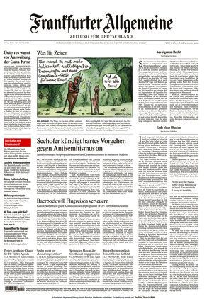 Frankfurter Allgemeine Zeitung (17.05.2021)