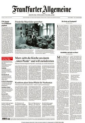 Frankfurter Allgemeine Zeitung (05.06.2021)