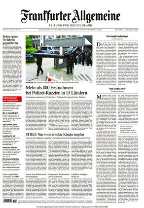 Frankfurter Allgemeine Zeitung (09.06.2021)