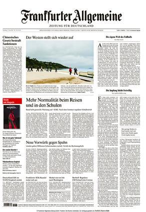 Frankfurter Allgemeine Zeitung (12.06.2021)