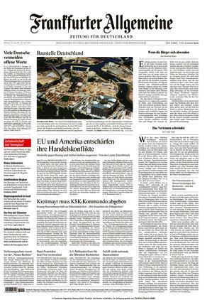 Frankfurter Allgemeine Zeitung (16.06.2021)