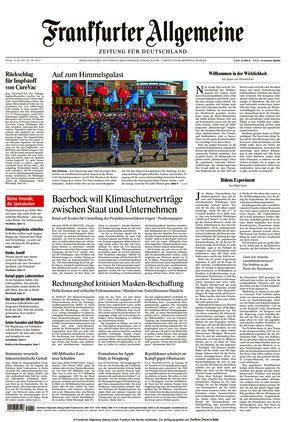 Frankfurter Allgemeine Zeitung (18.06.2021)