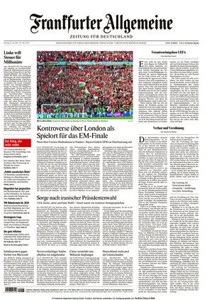 Frankfurter Allgemeine Zeitung (21.06.2021)