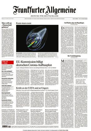Frankfurter Allgemeine Zeitung (23.06.2021)