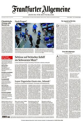 Frankfurter Allgemeine Zeitung (24.06.2021)