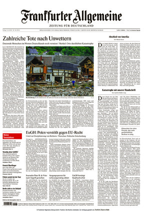 Frankfurter Allgemeine Zeitung (16.07.2021)