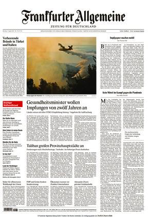 Frankfurter Allgemeine Zeitung (02.08.2021)