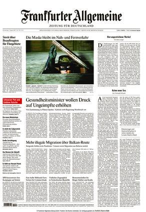 Frankfurter Allgemeine Zeitung (05.08.2021)