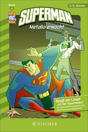 Superman 04: Metallo erwacht
