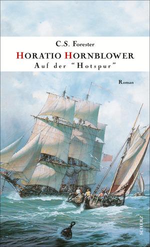 """Hornblower auf der """" Hotspur """""""