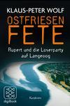 Vergrößerte Darstellung Cover: Ostfriesenfete. Rupert und die Loser-Party auf Langeoog.. Externe Website (neues Fenster)