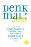 Vergrößerte Darstellung Cover: Denk mal! 2015. Externe Website (neues Fenster)
