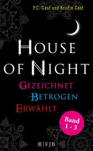 """House of Night"" Paket 1 (Band 1-3)"
