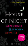 """House of Night"" Paket 1 (Band 1-3)"