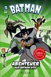 Vergrößerte Darstellung Cover: Batman - Abenteuer aus Gotham City. Externe Website (neues Fenster)