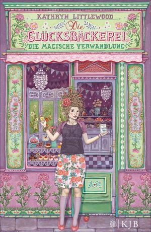 Cover des Mediums: Die Glücksbäckerei - Die magische Verwandlung