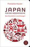 Vergrößerte Darstellung Cover: Japan für die Hosentasche. Externe Website (neues Fenster)