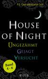 """House of Night"" Paket 2 (Band 4-6)"