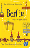 Vergrößerte Darstellung Cover: Berlin für die Hosentasche. Externe Website (neues Fenster)