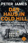 Vergrößerte Darstellung Cover: Das Haus in Cold Hill. Externe Website (neues Fenster)