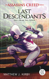 Vergrößerte Darstellung Cover: An Assassin's Creed Series. Last Descendants. Das Grab des Khan. Externe Website (neues Fenster)