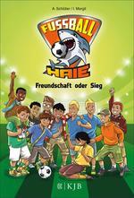 Fußball-Haie - Freundschaft oder Sieg