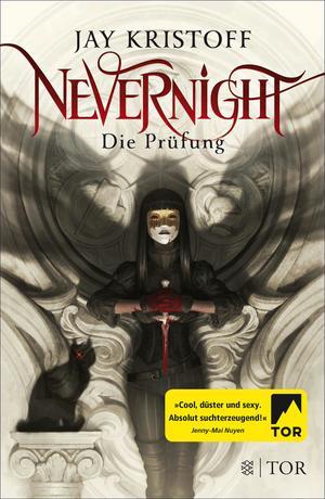Cover des Buches Die Prüfung